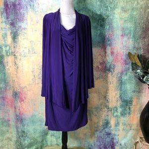 ☂️☂️ R & M Richards Perfect Dress for curvy Ladies